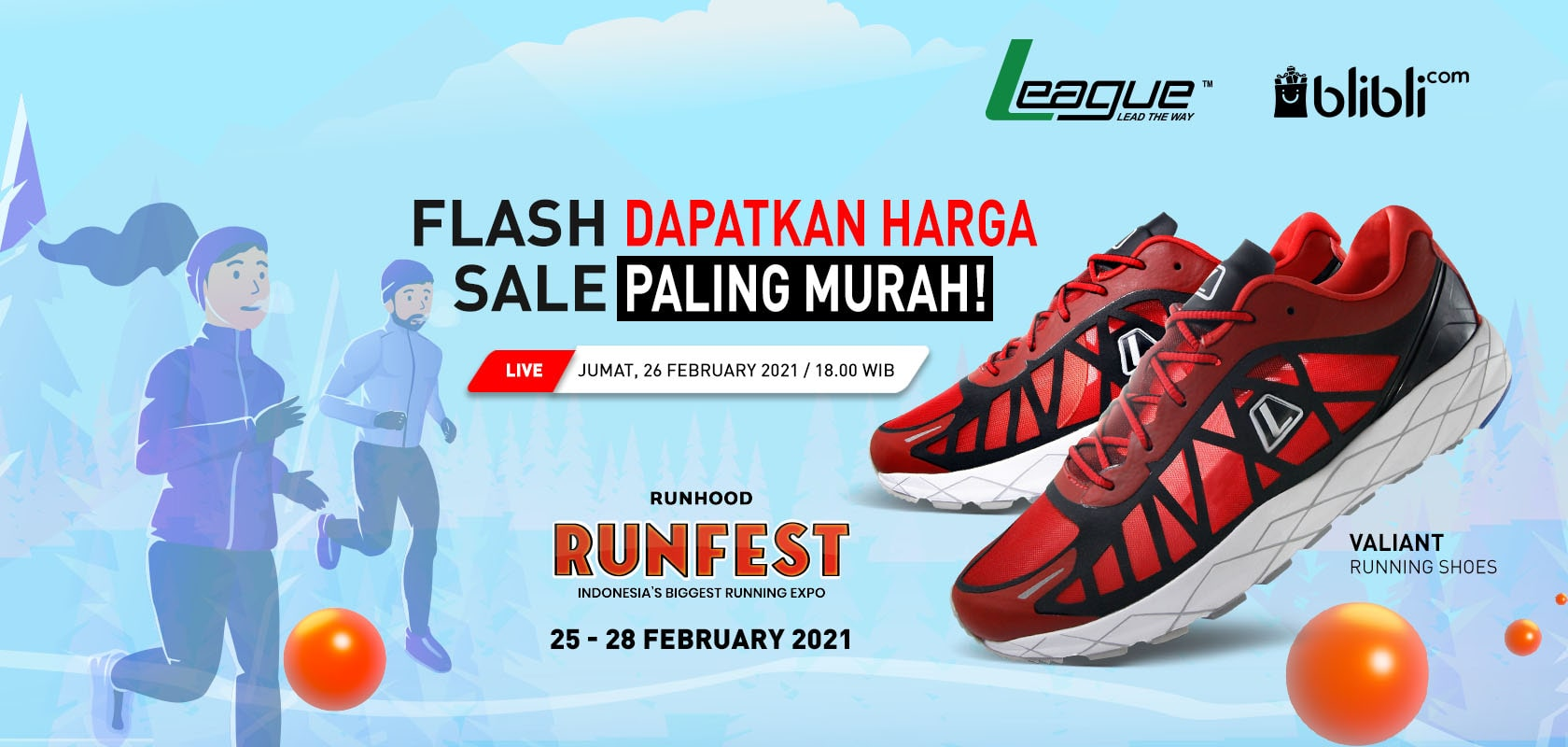 League | Runfest
